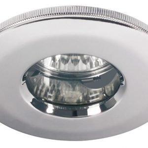 LED-alasvalo Premium Line 35W Ø 87 mm kromi