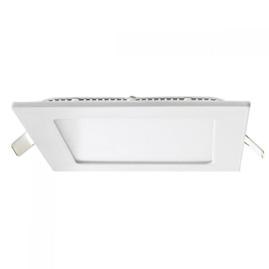 LED alasvalo SLIM STYLE HIGH POWER SQUARE 9W 3000K