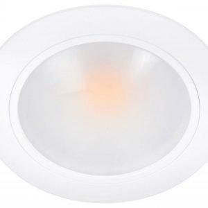 LED-alasvalo Slim 20W 4000K DIM 1280 lm IP44 Ø 190x37 mm valkoinen