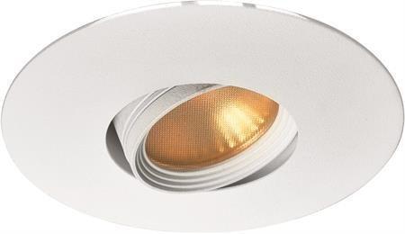 LED alasvalo TUNE suunnattava 8W Valkoinen IP44