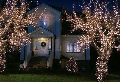 LED jouluvalosarja 100 LEDiä lämmin valkoinen