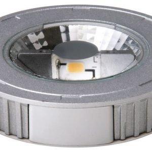 LED-kämmenlamppu Megaman GX53 30° 5W Ø75x25 mm 350lm 2800K