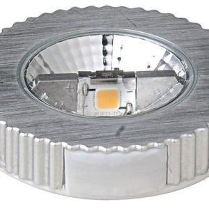 LED-kämmenlamppu Megaman GX53 30° 5W Ø75x25 mm 350lm 4000K