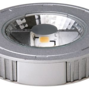 LED-kämmenlamppu Megaman GX53 60° 5W Ø75x25 mm 350lm 2800K