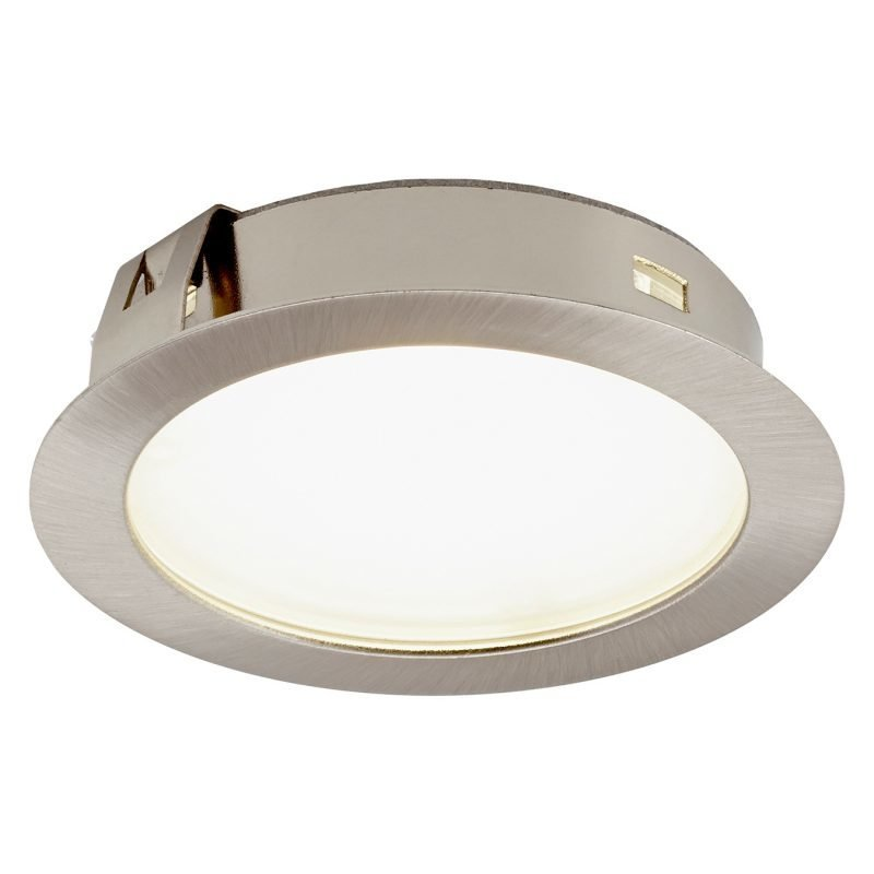 LED-kalustevalaisin Limente Led-51 4 W 4000 K Ø 67x16 mm rosteri