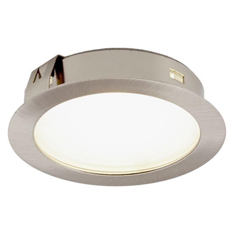 LED-kalustevalaisin Limente Led-51 4 W 4000 K Ø 67x16 mm rosteri