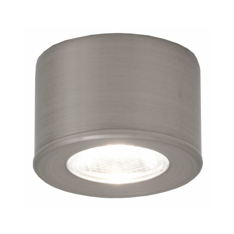 LED-kalustevalaisin Limente Led-Faro 1 W 4000 K Ø 30x20 mm rosteri