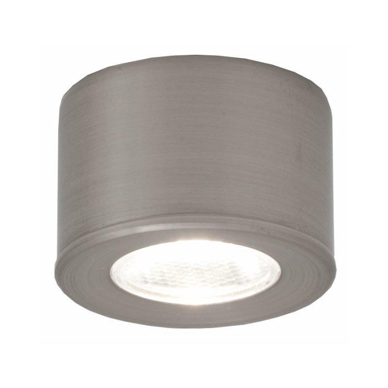 LED-kalustevalaisinsetti Limente Led-Faro 5x1 W 4000 K Ø 30x20 mm rosteri