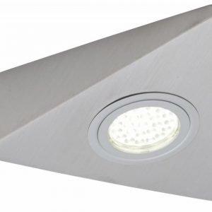 LED-kalustevalaisinsetti Limente Led45-Delta 2x1