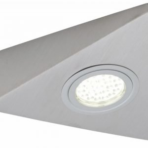 LED-kalustevalaisinsetti Limente Led45-Delta 3x1