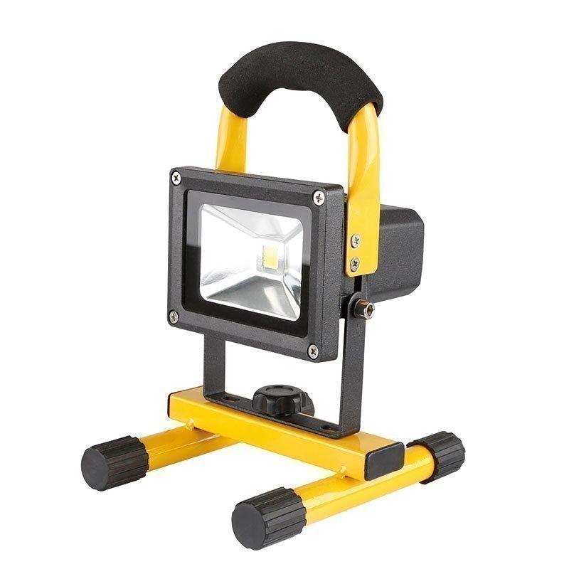 LED kannettava työvalaisin