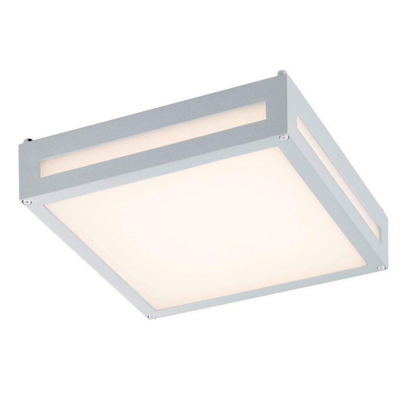 LED-katto-/seinävalaisin Newa 300x300x90 mm valkoinen