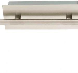 LED-kattospotti Eridan 390x70 mm 2-osainen harjattu teräs