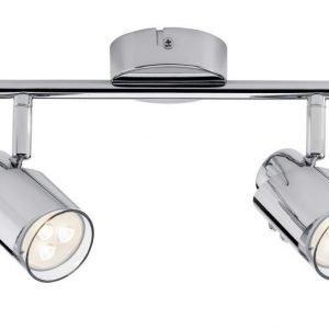 LED-kattospotti Futura 275x150x80 mm 2-osainen kromi