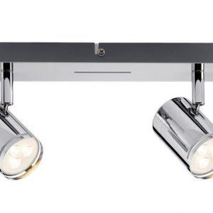 LED-kattospotti Rondo 260x120x75 mm 2-osainen kromi