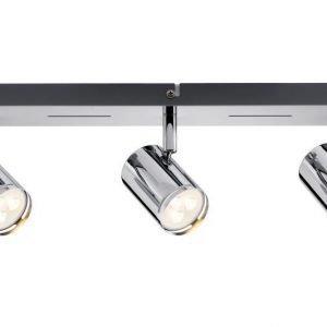 LED-kattospotti Rondo 420x120x75 mm 3-osainen kromi