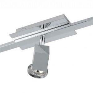 LED-kattospotti Zabella 3-osainen kromi