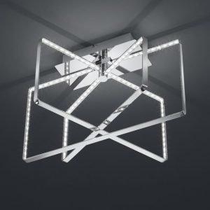 LED-kattovalaisin Tivoli 450x90x295 mm kromi