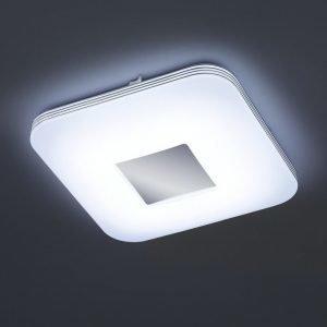 LED-kattovalaisin Venus 330x330x70 mm kromi