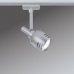 LED-kiskovalaisin URail Rumas Ø 55x115 mm mattakromi