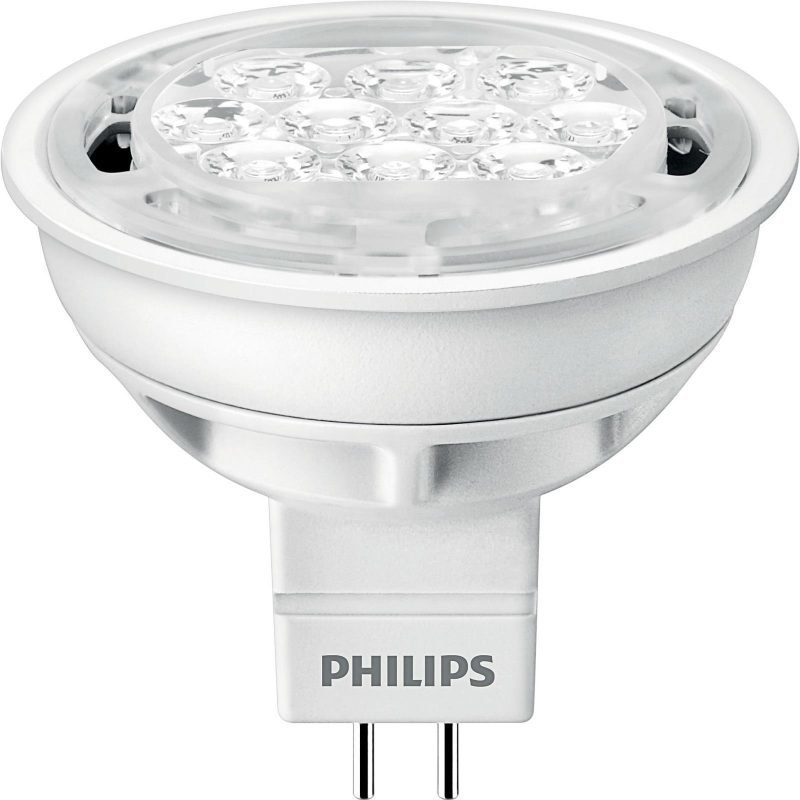 LED-kohdelamppu CorePro LEDspotLV 5-30W 827 MR16 36D GU5.3 Ø 92x94 mm 2700K 325lm