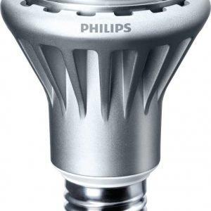 LED-kohdelamppu MASTER LEDspot D 6.5-50W 3000K PAR20 25D E27 Ø 64x90 mm 450lm himmennettävä