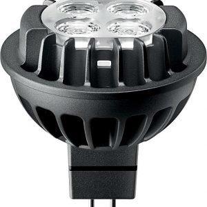 LED-kohdelamppu MASTER LEDspotLV D 7-35W 830 MR16 24D GU5.3 Ø 54x50 mm 3000K 440lm himmennettävä