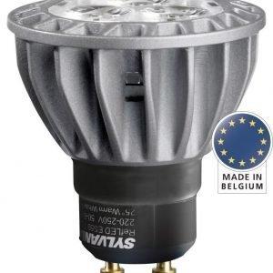 LED-kohdelamppu RefLED Coolfit ES50 25° SL 5.5W GU10 Ø50x55 mm 345lm 3000K himmennettävä