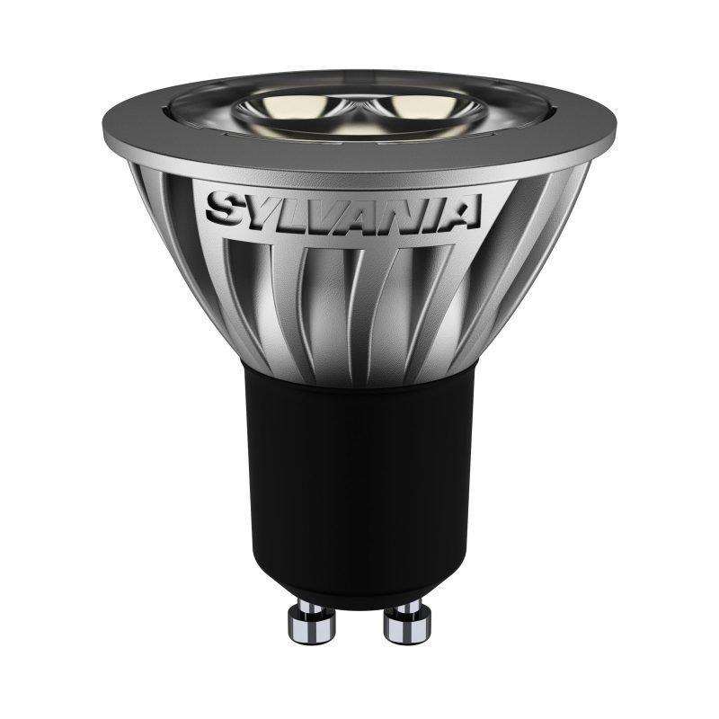 LED-kohdelamppu RefLED ES50 30° SL 4.5W GU10 Ø50x56 mm 150lm 3000K himmennettävä