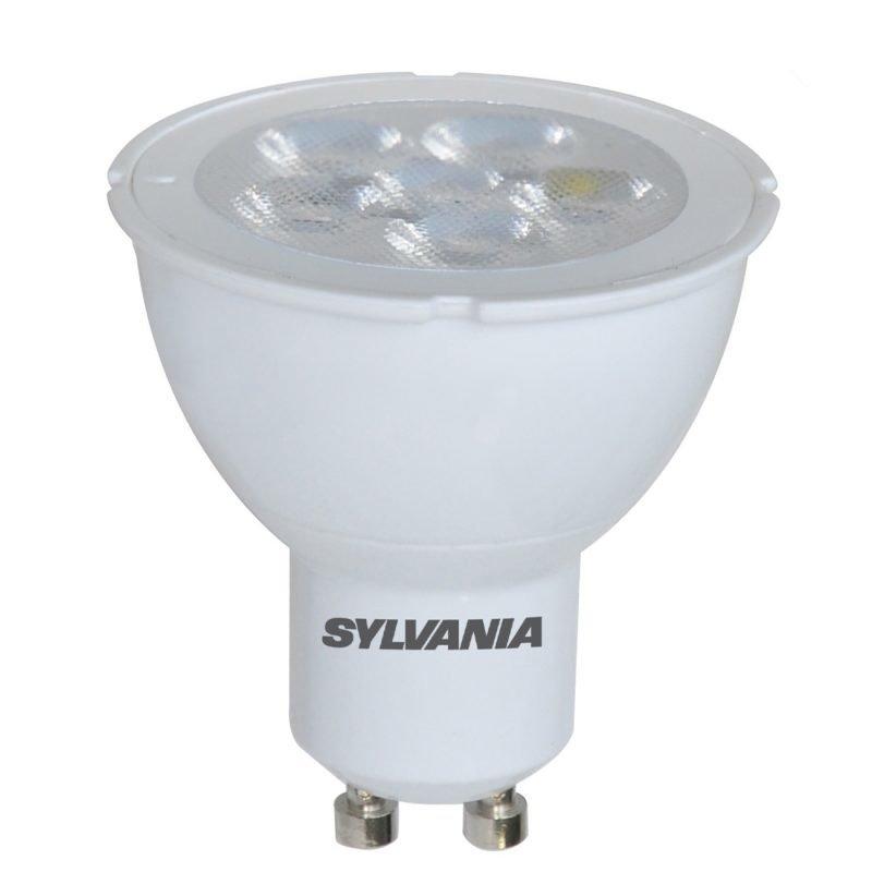 LED-kohdelamppu RefLED ES50 V2 5W 36° GU10 Ø50x54 mm 345lm 3000K