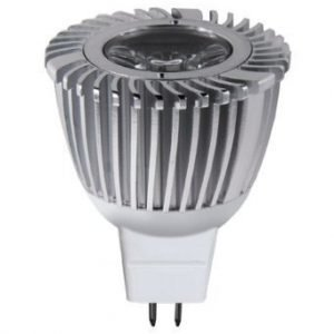 LED-kohdelamppu Spotlight LED 344-62 Ø35x44 mm G4 12V 30° 3