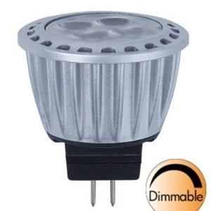 LED-kohdelamppu Spotlight LED 344-63 Ø35x39 mm G4 12V 30° 3