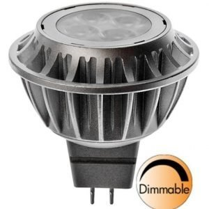 LED-kohdelamppu Spotlight LED 347-80 Ø50x52 mm GU5.3 12V 36° 4