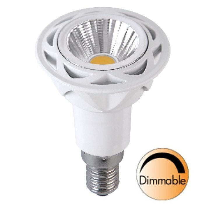 LED-kohdelamppu Spotlight LED 348-32 Ø50x76 mm E14 PAR16 36° 5