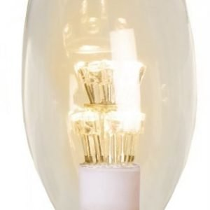 LED-kynttilälamppu Decoration LED 337-11 Ø35x100 mm E14 kirkas 0