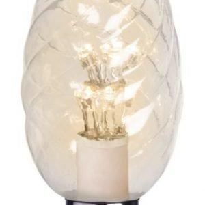 LED-kynttilälamppu Decoration LED 337-31 Ø35x100 mm E14 kirkas kierre 0