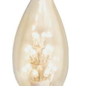 LED-kynttilälamppu Decoration LED 337-51 Ø35x114 mm E14 kirkas romance 0