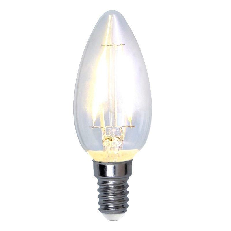 LED-kynttilälamppu Illumination LED 352-01 Ø 35x98 mm E14 kirkas 2