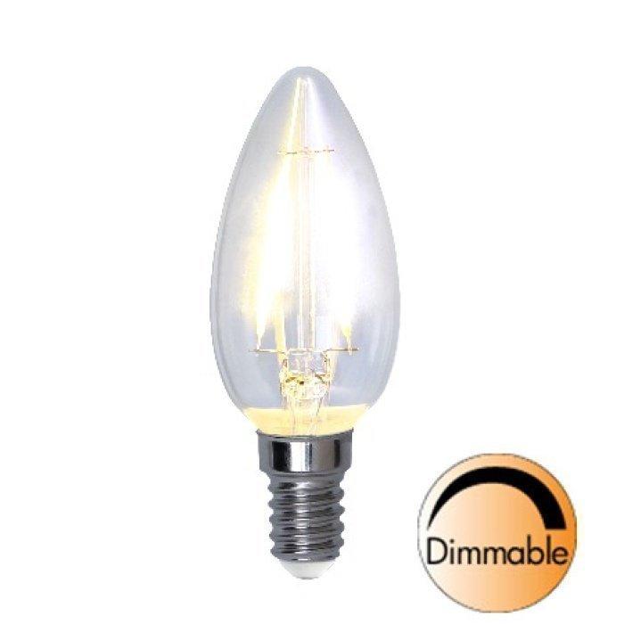 LED-kynttilälamppu Illumination LED 352-03 Ø 35x98 mm E14 kirkas 3