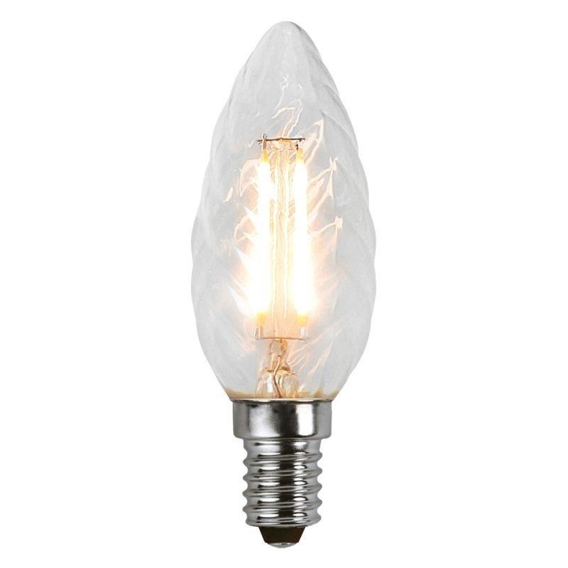 LED-kynttilälamppu Illumination LED 352-05 Ø 35x98 mm E14 kirkas kierre 1