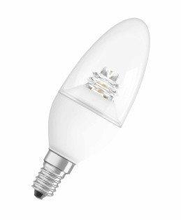 LED-kynttilälamppu Parathom CL B 25 ADV 3.8W E14 Ø35x109 mm 250lm 2700K kirkas himmennettävä