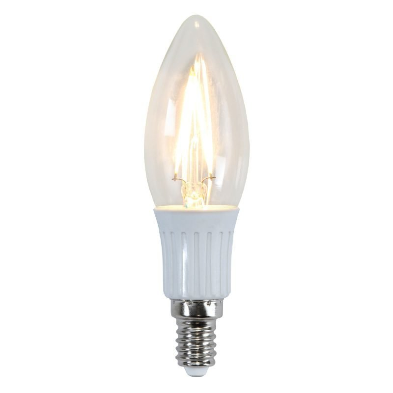 LED-kynttilälamppu Promo LED 338-51 Ø35x121 mm E14 kirkas 2