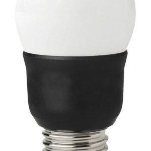 LED-lamppu Airam pienkupu IP54 E27 5W Ø45x93 mm 400lm 2800K
