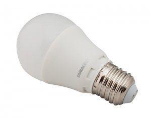 LED lamppu Duracell E27 9W 806lm lämmin valkoinen 3000K