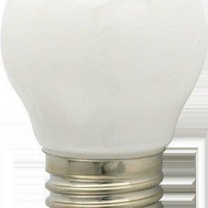 LED-lamppu G45 Pallo FocusLight 4W 230V 3000K 400lm IP20 Ø 45mm valkoinen