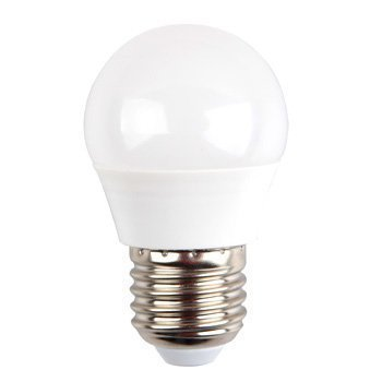 LED-lamppu G45 Pallo V-TAC VT-1879 6W 230V 2700K 470lm IP20 Ø 45mm