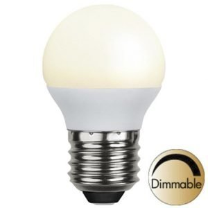 LED-lamppu Illumination LED 336-56 Ø45x74 mm E27 opaali 6