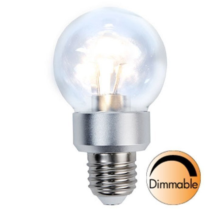 LED-lamppu Illumination LED 338-21 Ø60x109 mm E27 kirkas 5