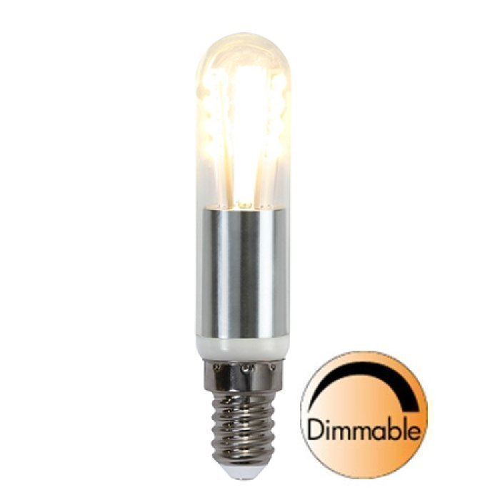 LED-lamppu Illumination LED 338-32 Ø22x99 mm E14 kirkas 3
