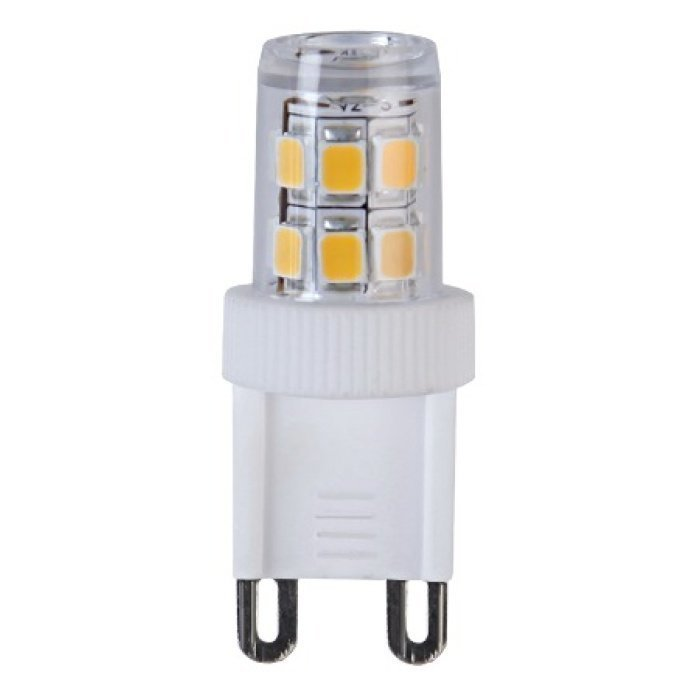 LED-lamppu Illumination LED 344-04 Ø16x40 mm G9 2